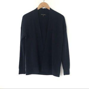 Banana Republic Navy Wool/Cashmere Blend Sweater S